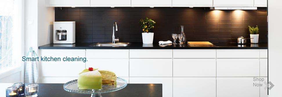 Keep Kitchens Clean